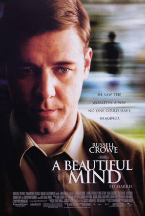 A Beautiful Mind (2002) Movie Poster