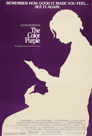 The Color Purple (1985) Movie Poster