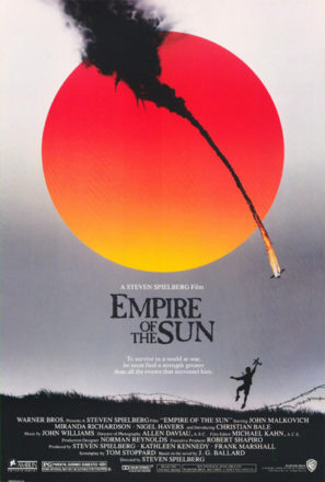 Empire of the Sun (1987) Movie Poster