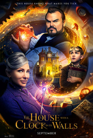 The House With a Clock in Its Walls (2018) Movie Poster