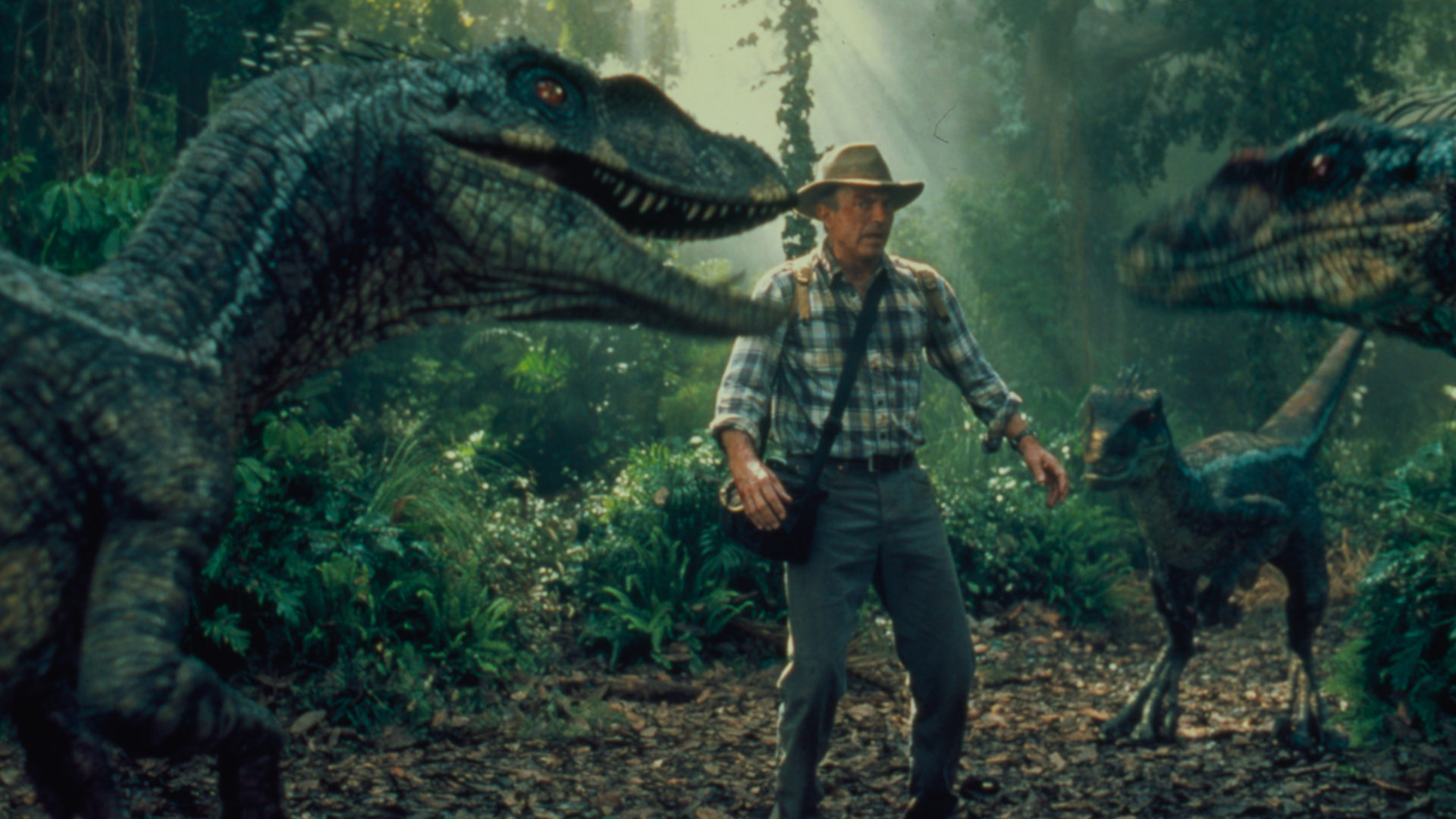 Jurassic Park III (2001) - About the Movie | Amblin