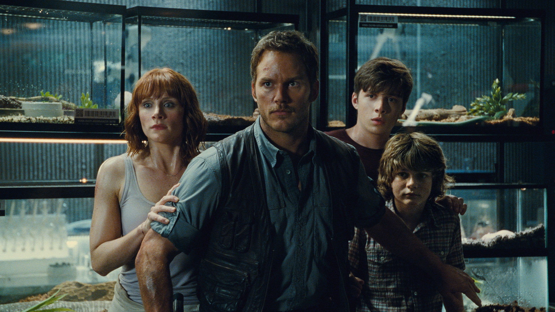 Jurassic World 2015 About The Movie Amblin