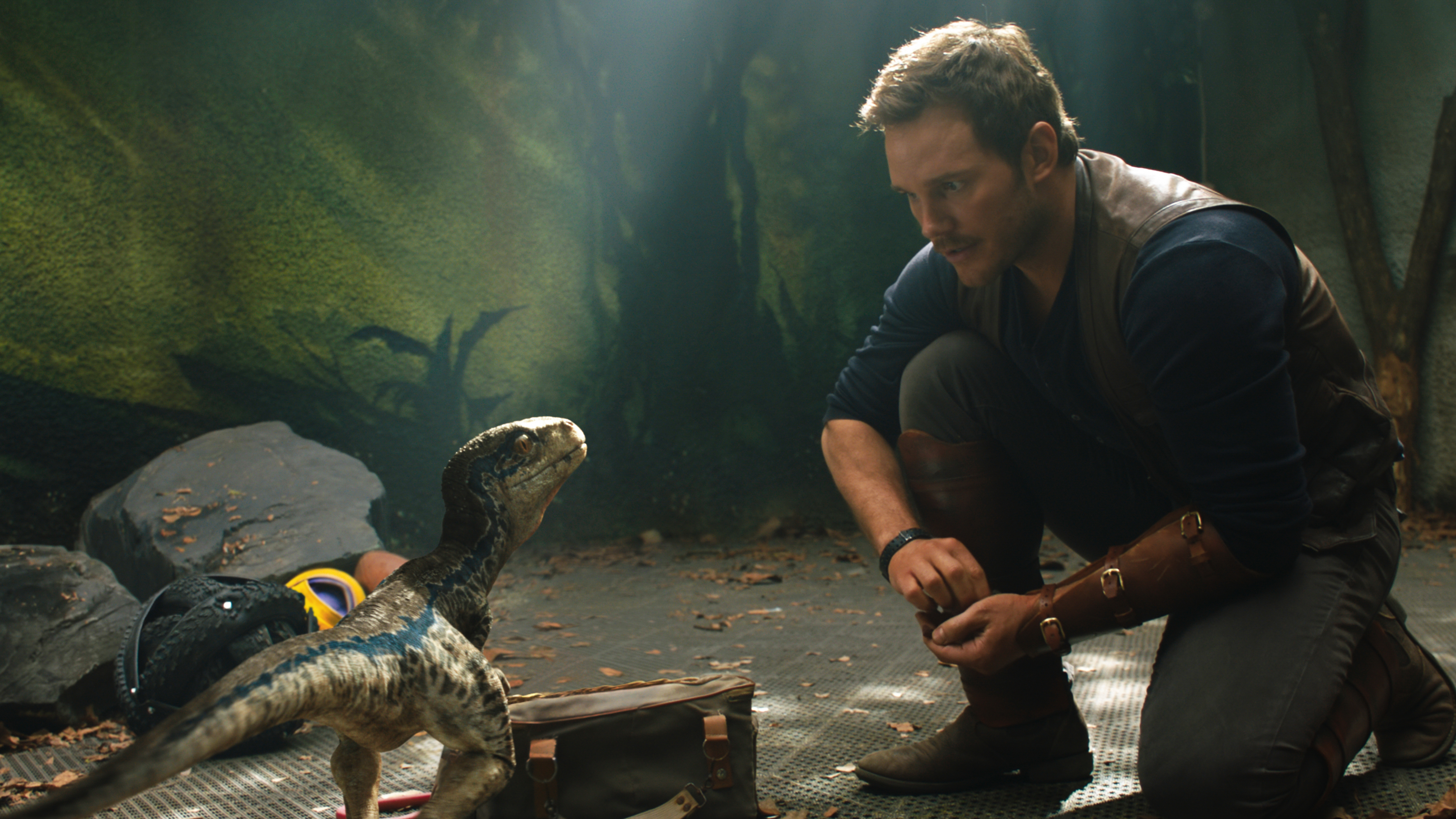 Jurassic World Fallen Kingdom Steven Spielberg Director Amblin