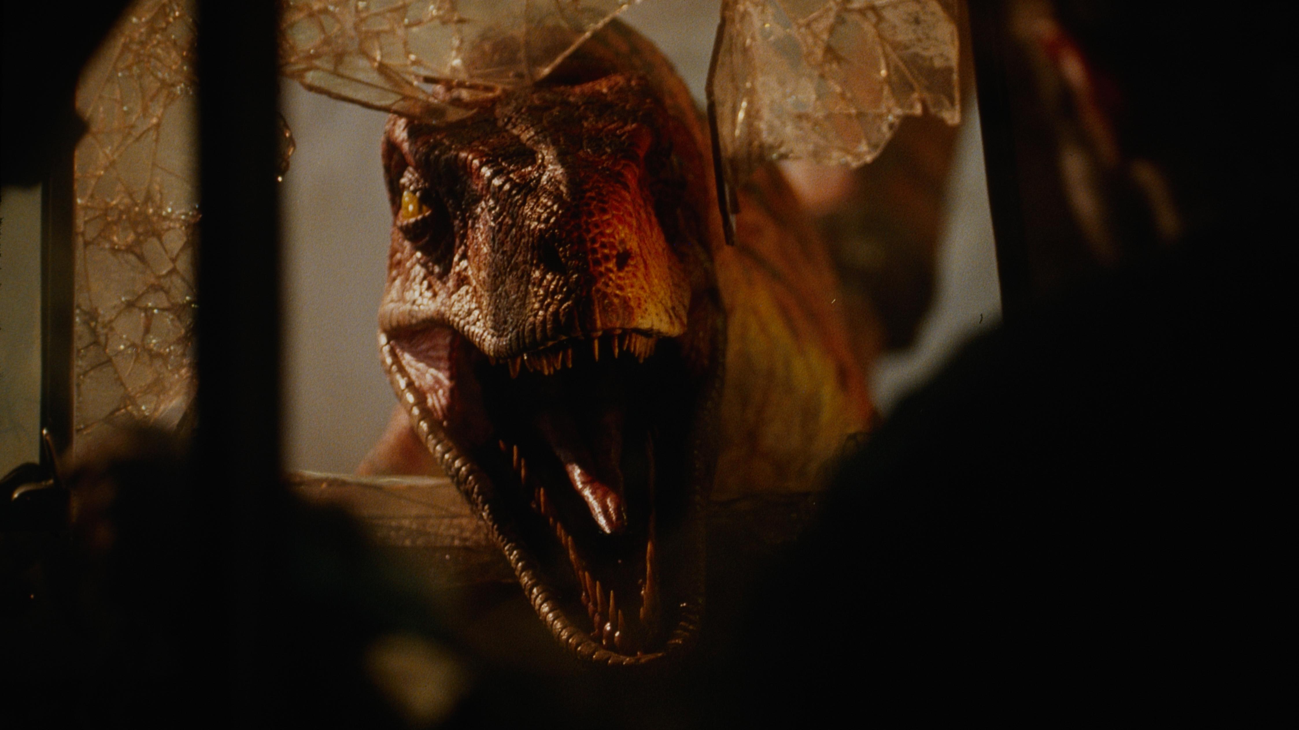 The Lost World Jurassic Park 1997 Steven Spielberg Director Amblin