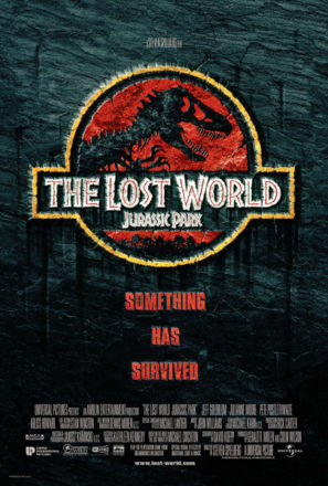 The Lost World Jurassic Park (1997) Movie Poster
