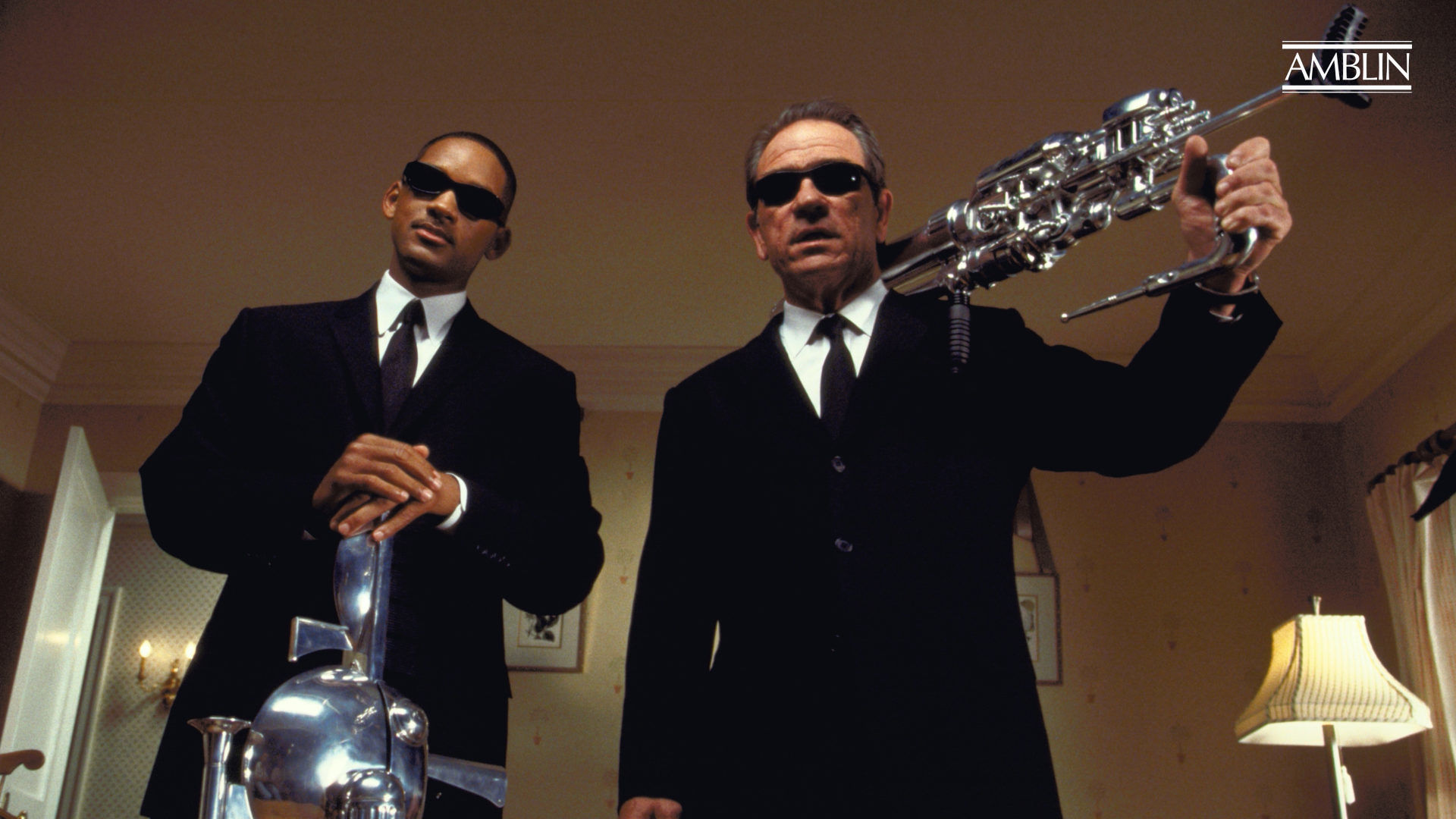 Men In Black Ii 2002 About The Movie Amblin