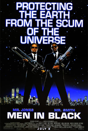 Men in Black (1997) Movie Poster