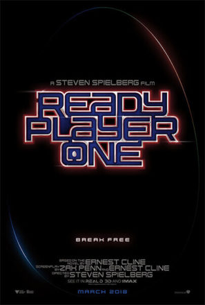 Ready Player One (2018) Movie Poster