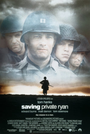 Saving Private Ryan (1998) Movie Poster
