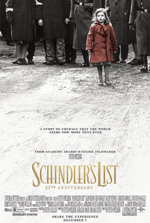 Schindler's List (1993) Movie Poster