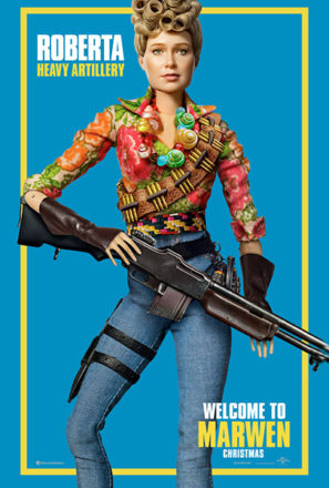 Welcome to Marwen (2018) Movie Poster