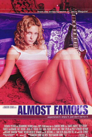 Almost Famous (2000) Movie Poster