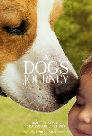 A Dog's Journey (2019) Movie Poster