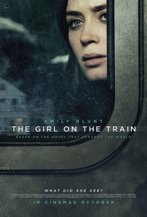 The Girl on the Train (2016) Movie Poster