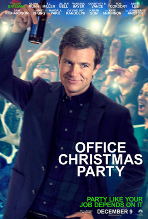 Office Christmas Party (2016) Movie Poster