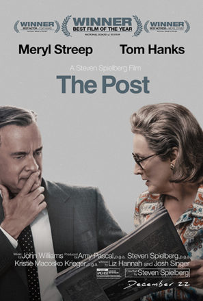 The Post (2017) Movie Poster