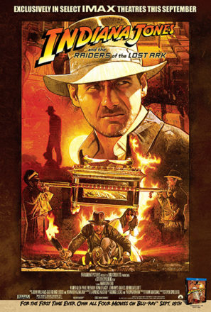 Raiders of the Lost Ark (1981) Movie Poster