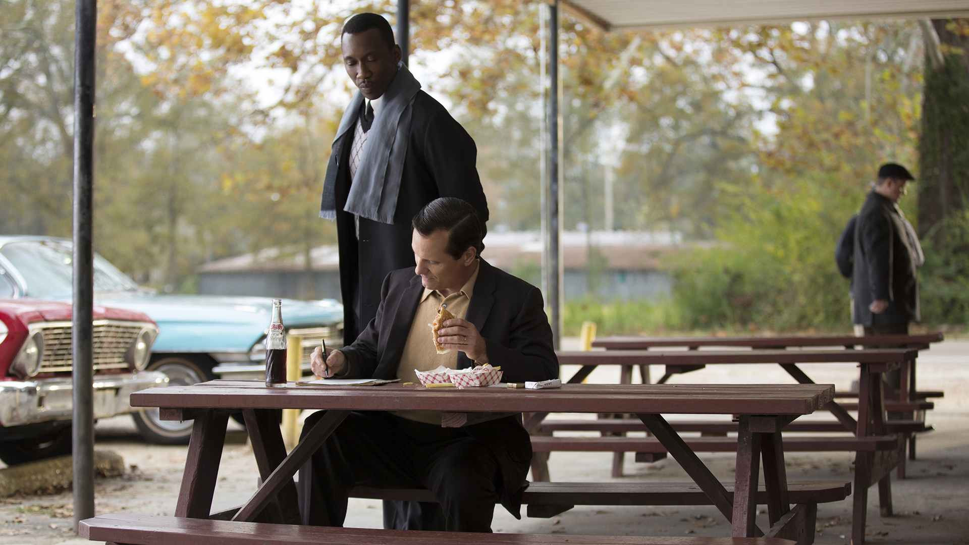 Green Book 2018 About The Movie Amblin