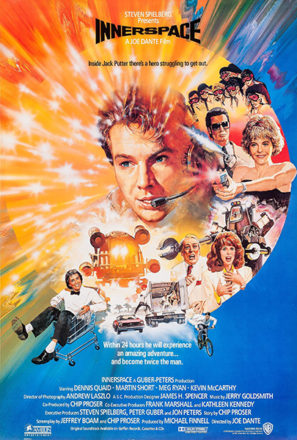 Innerspace (1987) Movie Poster