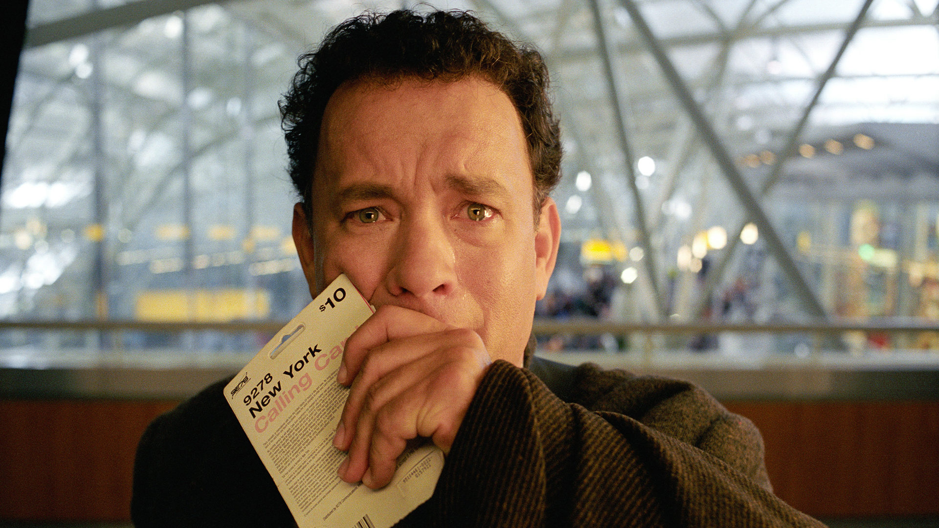 The Terminal 2004 About The Movie Amblin