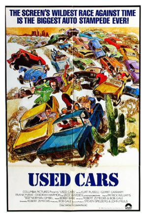 Used Cars (1980) Movie Poster