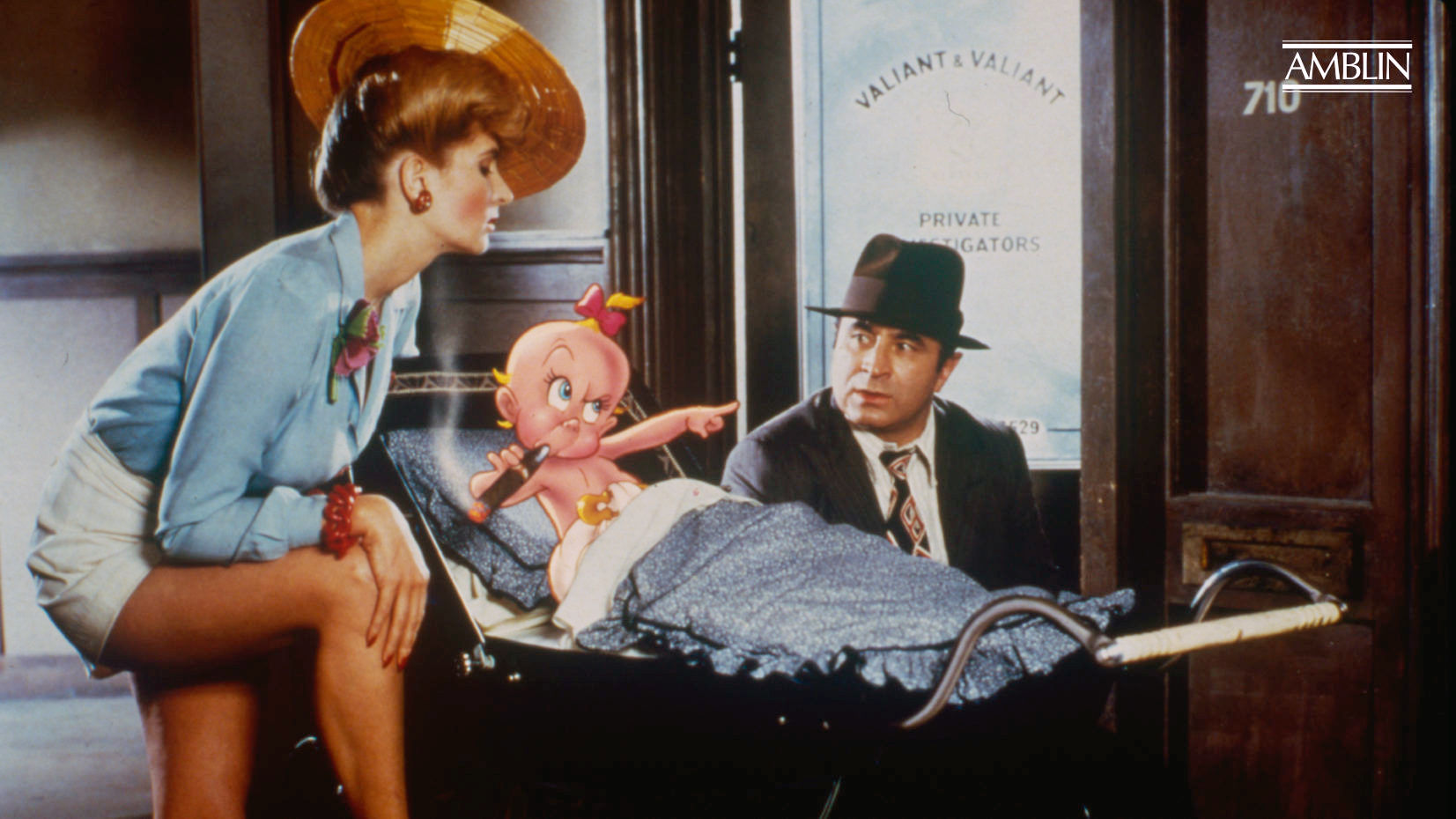 Who Framed Roger Rabbit 1988 About The Movie Amblin