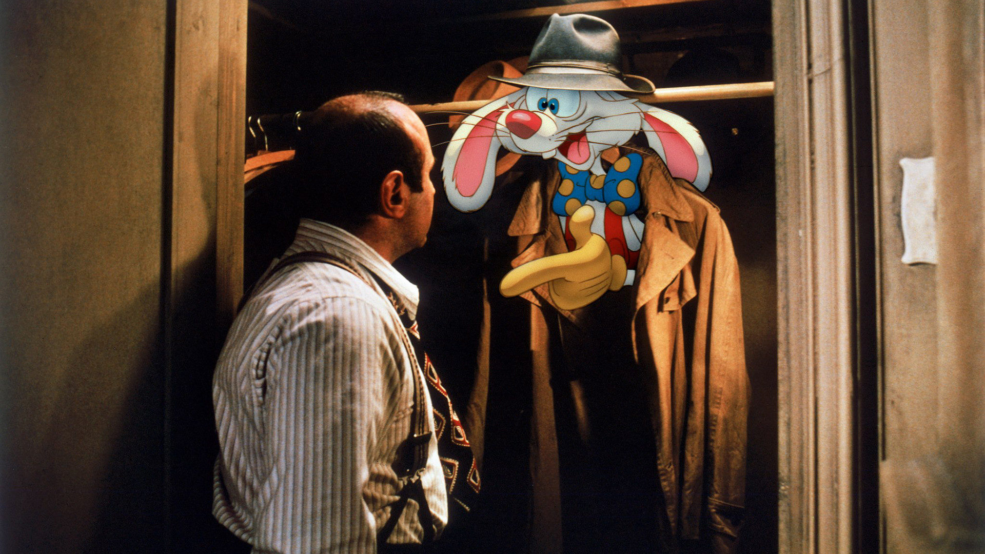 Who Framed Roger Rabbit (1988) - About the Movie | Amblin