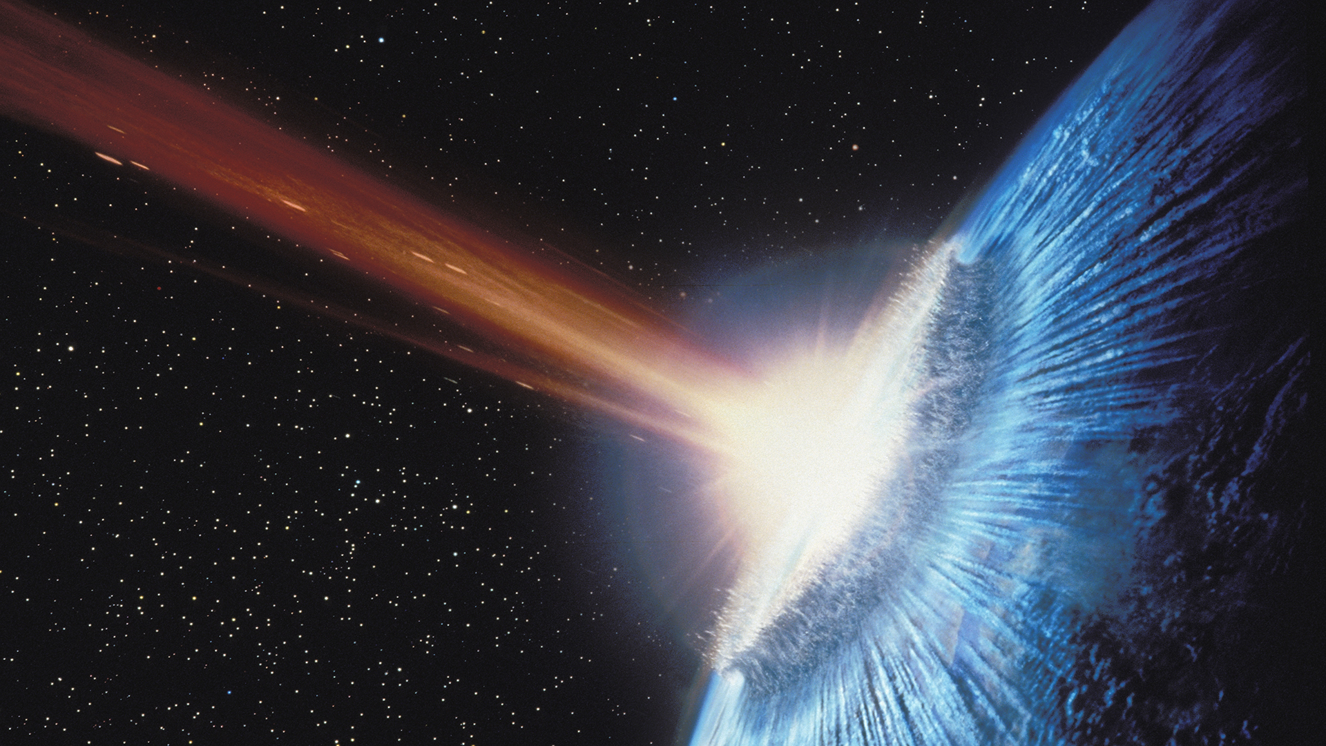 Deep Impact 1998 About The Movie Amblin