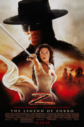 The Legend of Zorro (2005) Movie Poster