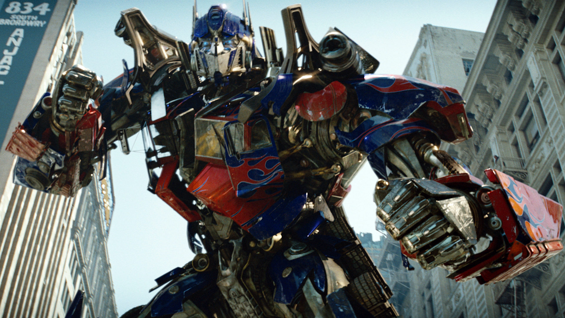 Transformers 2007 About The Movie Amblin