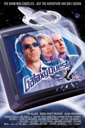 Galaxy Quest (1999) Movie Poster