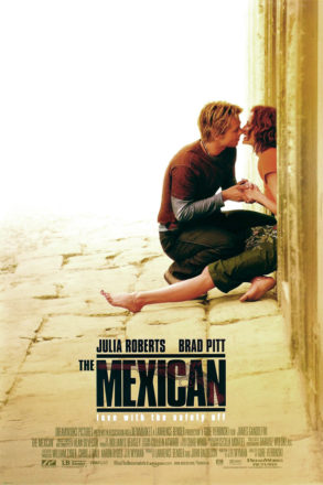 The Mexican (2001) Movie Poster