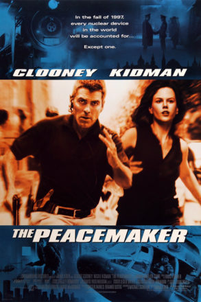 The Peacemaker (1997) Movie Poster