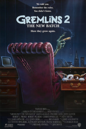 Gremlins 2 The New Batch (1990) Movie Poster