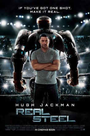 Real Steel (2011) Movie Poster