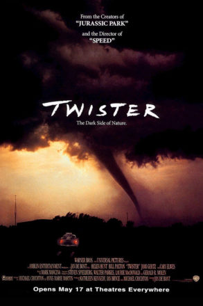 Twister (1996) Movie Poster