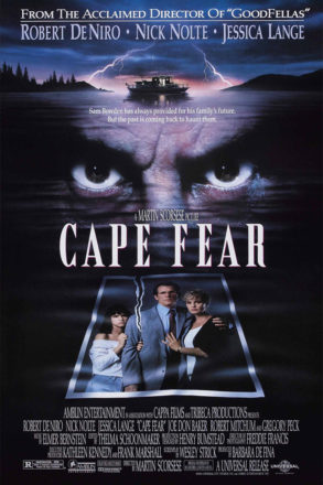 Cape Fear (1991) Movie Poster