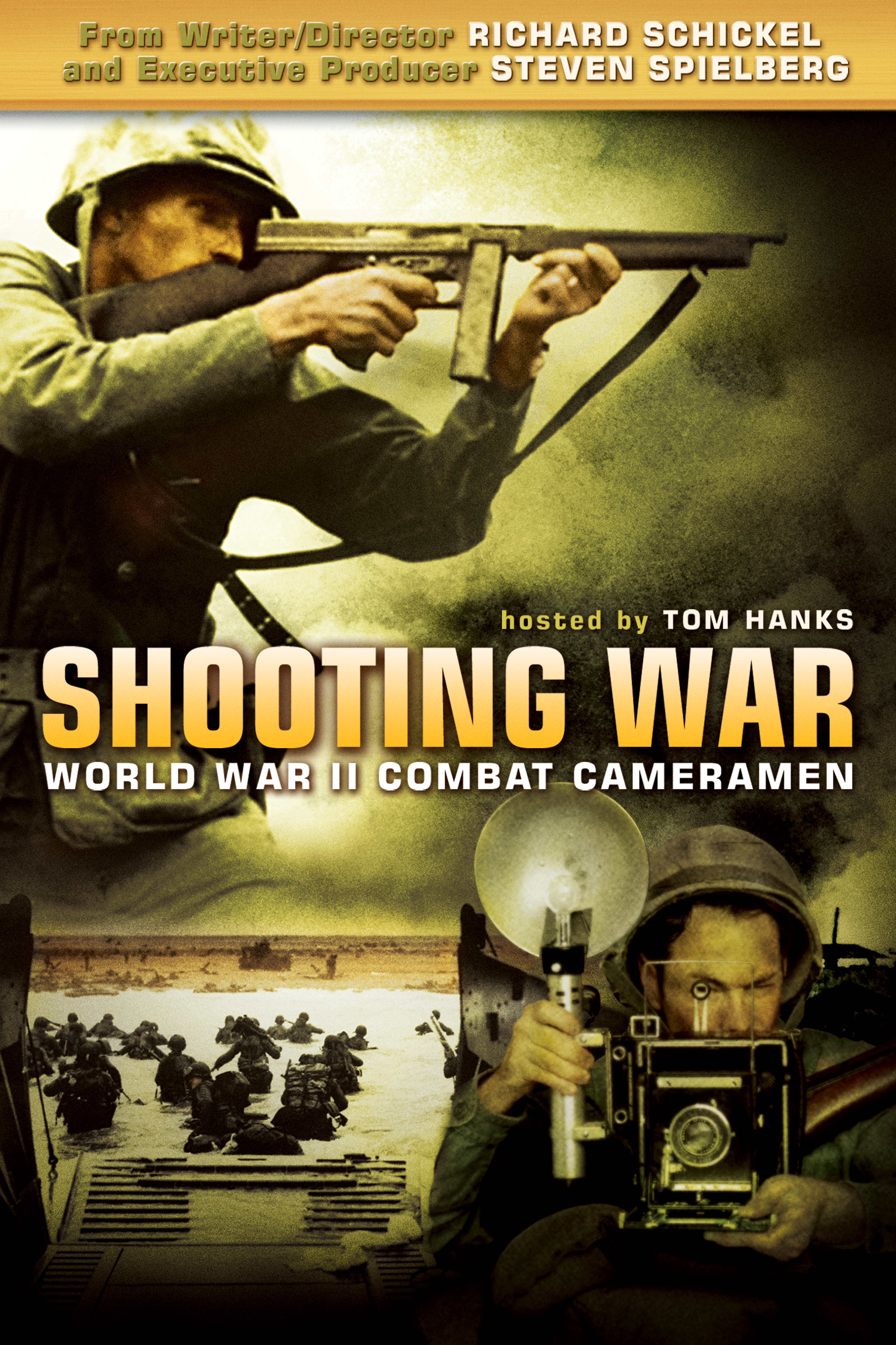 Shooting War Poster