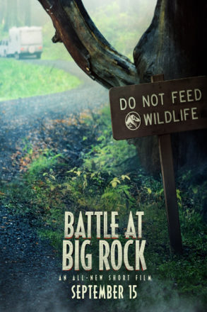 Battle at Big Rock (2019) Movie Poster