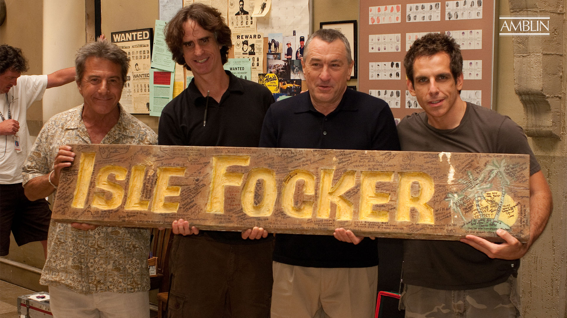 Meet The Fockers 2004 About The Movie Amblin