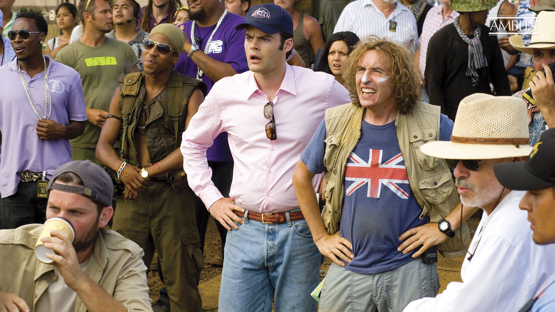 Tropic Thunder 2008 About The Movie Amblin