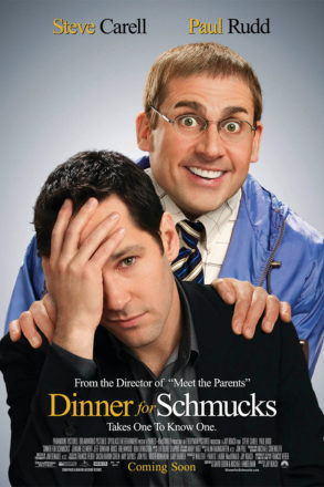 Dinner for Schmucks (2010) Movie Poster