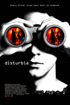 Disturbia (2007) Movie Poster