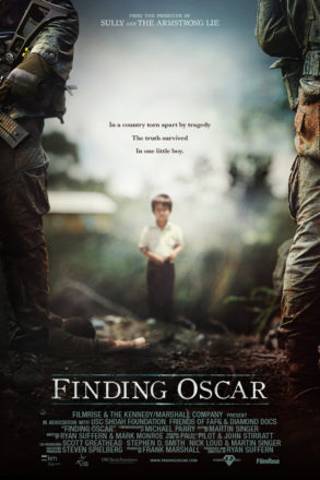 Finding Oscar (2017) Movie Poster