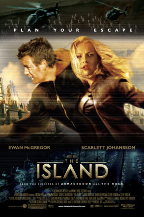The Island (2005) Movie Poster
