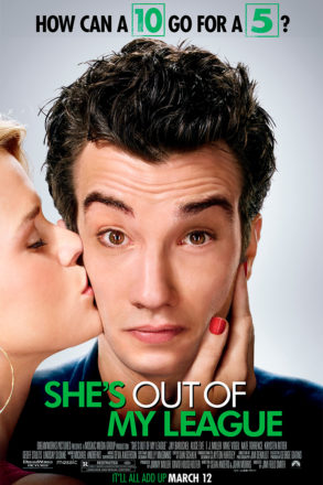 She's Out of My League (2010) Movie Poster