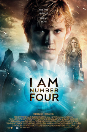 I Am Number Four (2011) Movie Poster