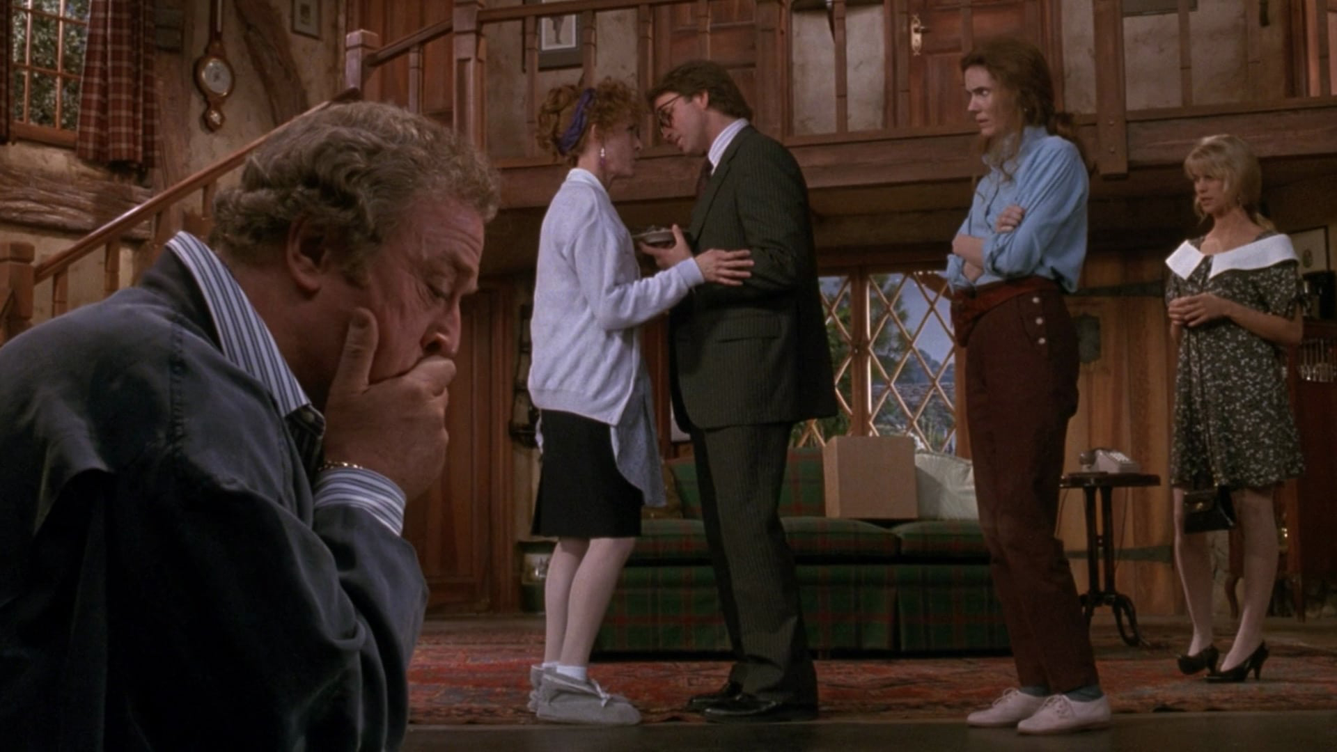 Noises Off (1992) - About the Movie | Amblin