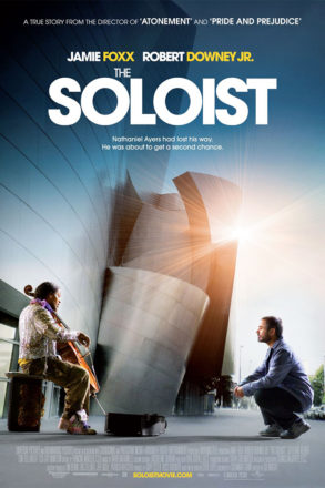 The Soloist (2009) Movie Poster