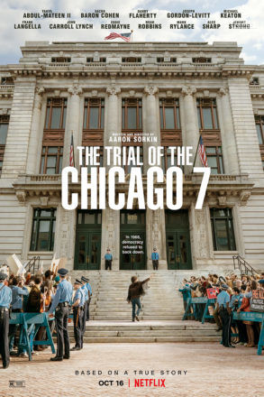 The Trial of the Chicago 7 (2020) Movie Poster